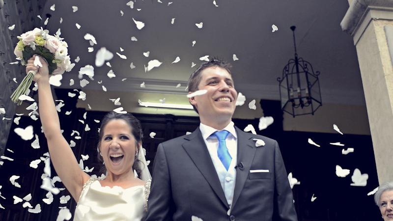 Isabel + Kike. Wedding Day.