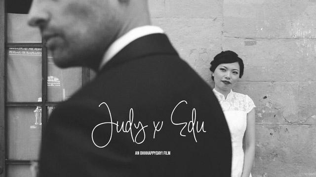 Judy x Edu. Vídeo de boda en Pamplona.