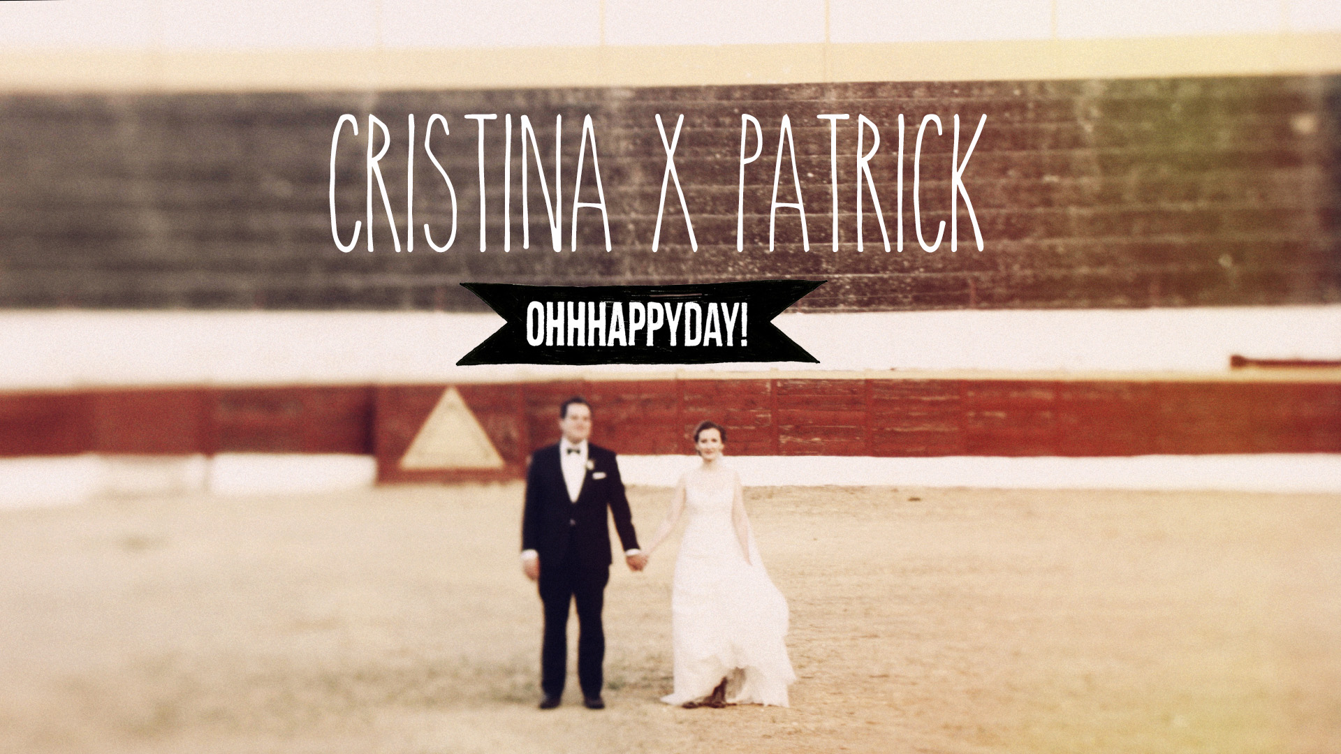 Cristina x Patrick. Vídeo de boda en Lerma. Burgos.