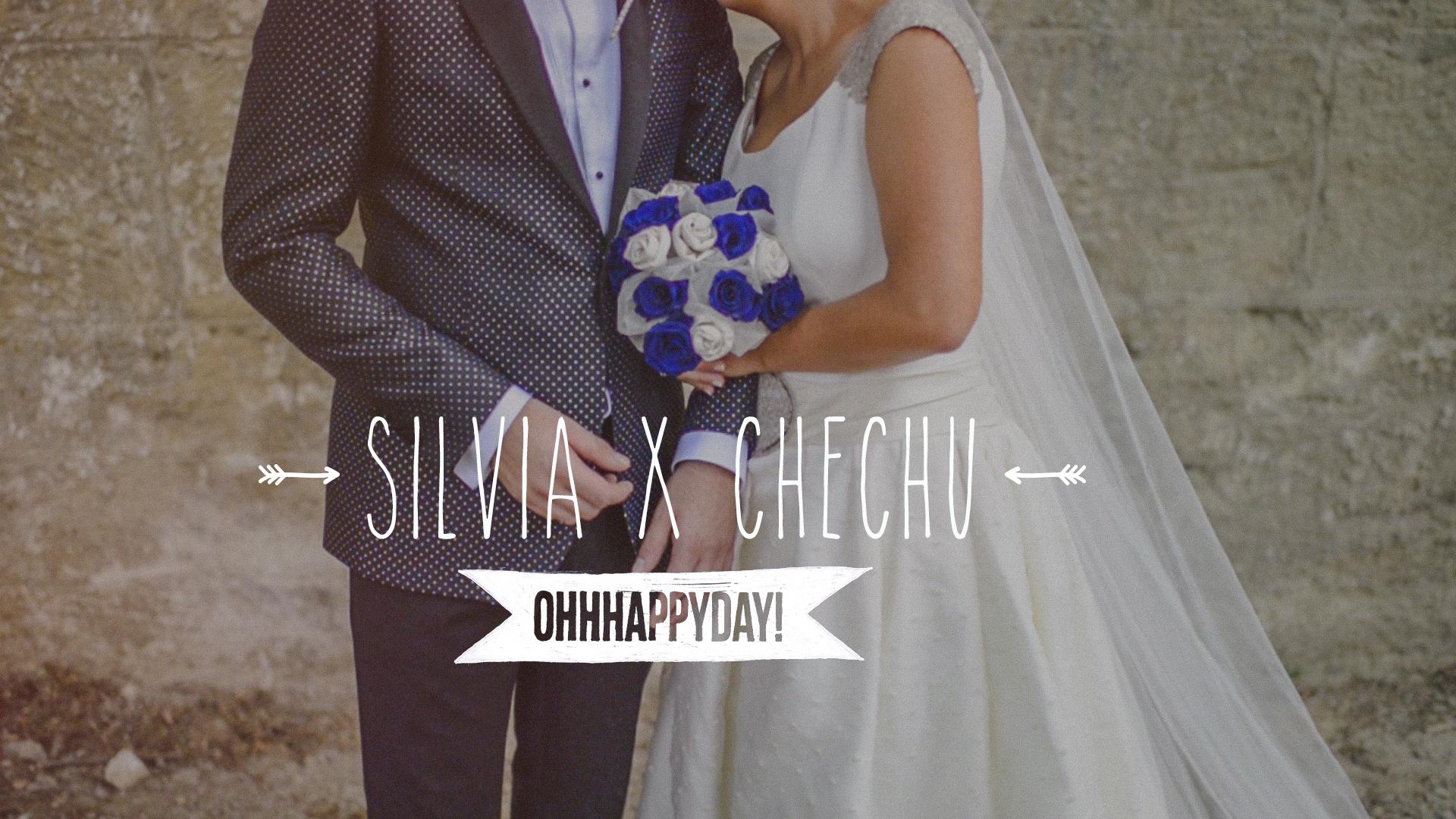 Silvia x Chechu. Vídeo de boda en Caspe.