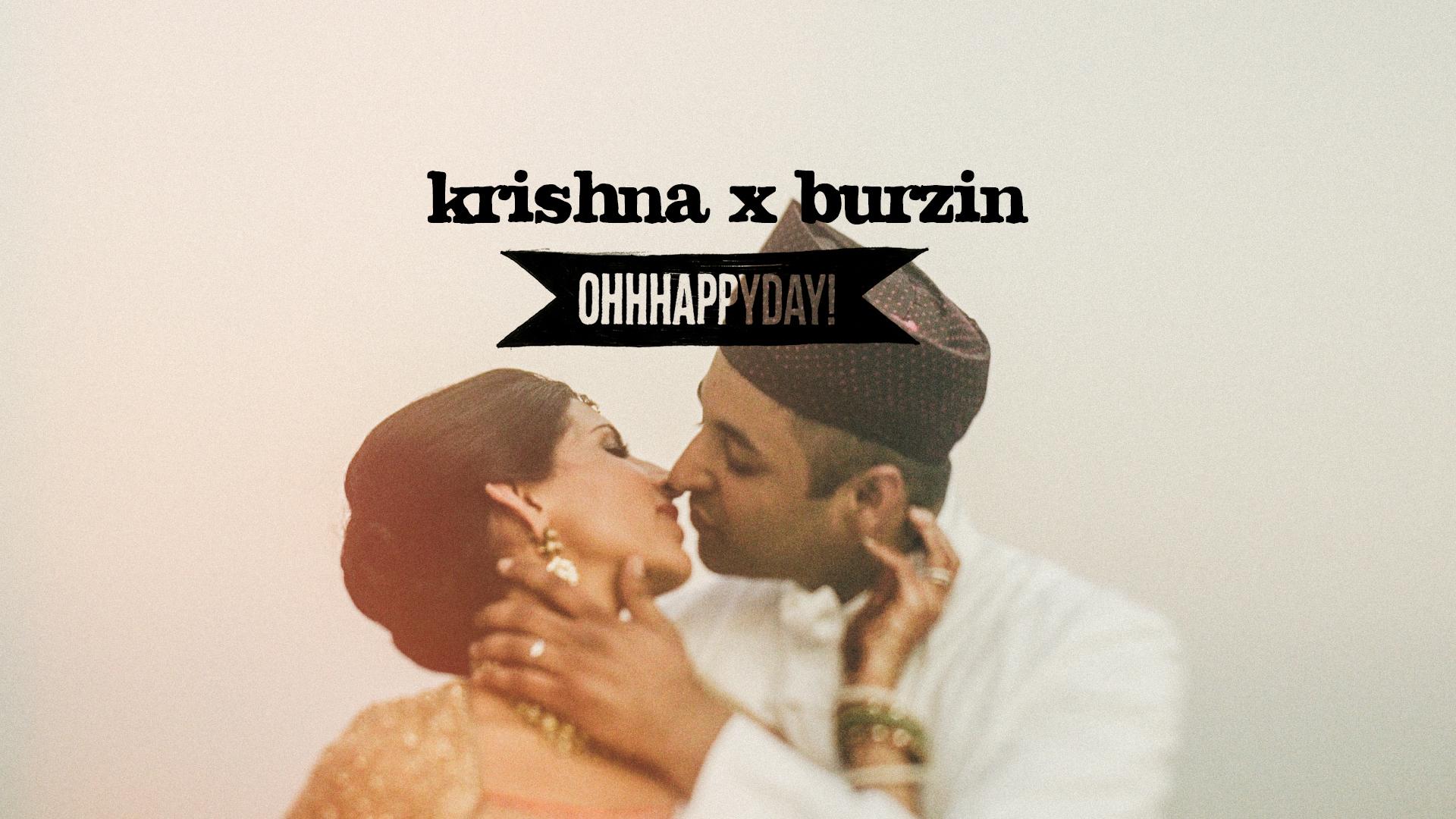 Krishna x Burzin. Destination Wedding in Thailand.