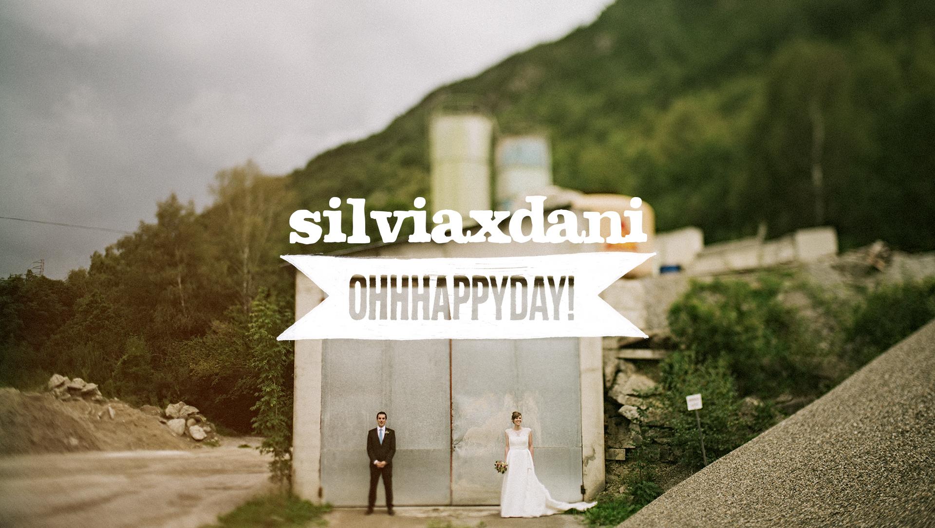 Silvia x Dani. Fotografía y video de boda en el Valle de Benasque.