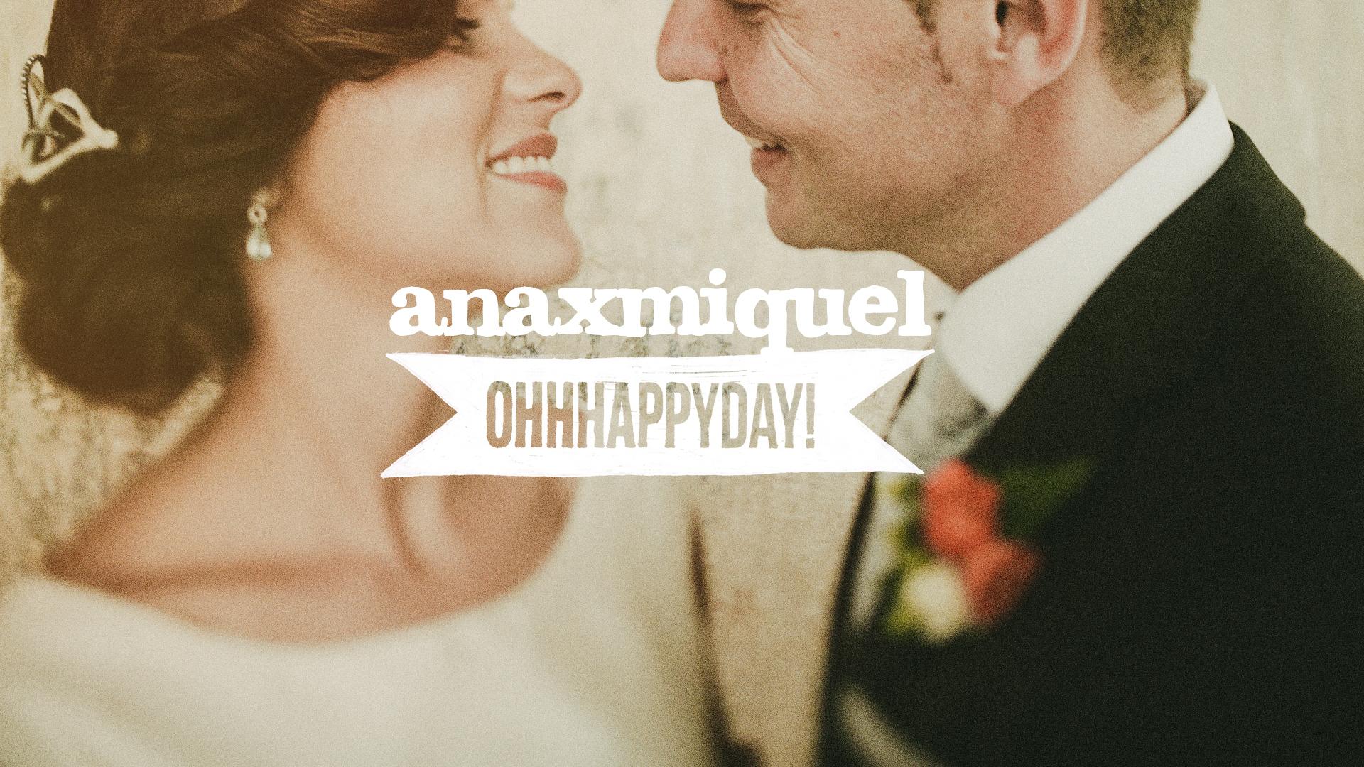 Ana x Miquel. Vídeo de boda en Lleida.