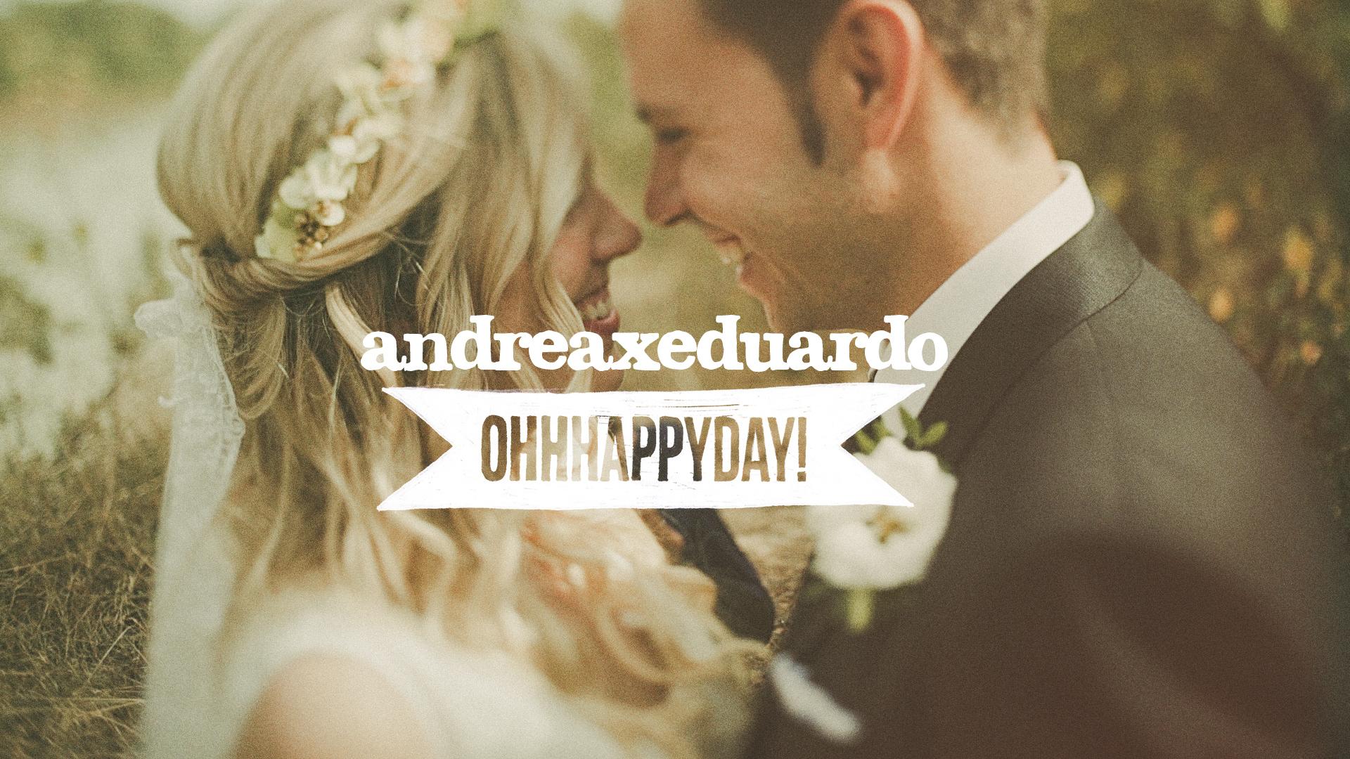 Andrea x Eduardo. Vídeo de boda en Zaragoza.
