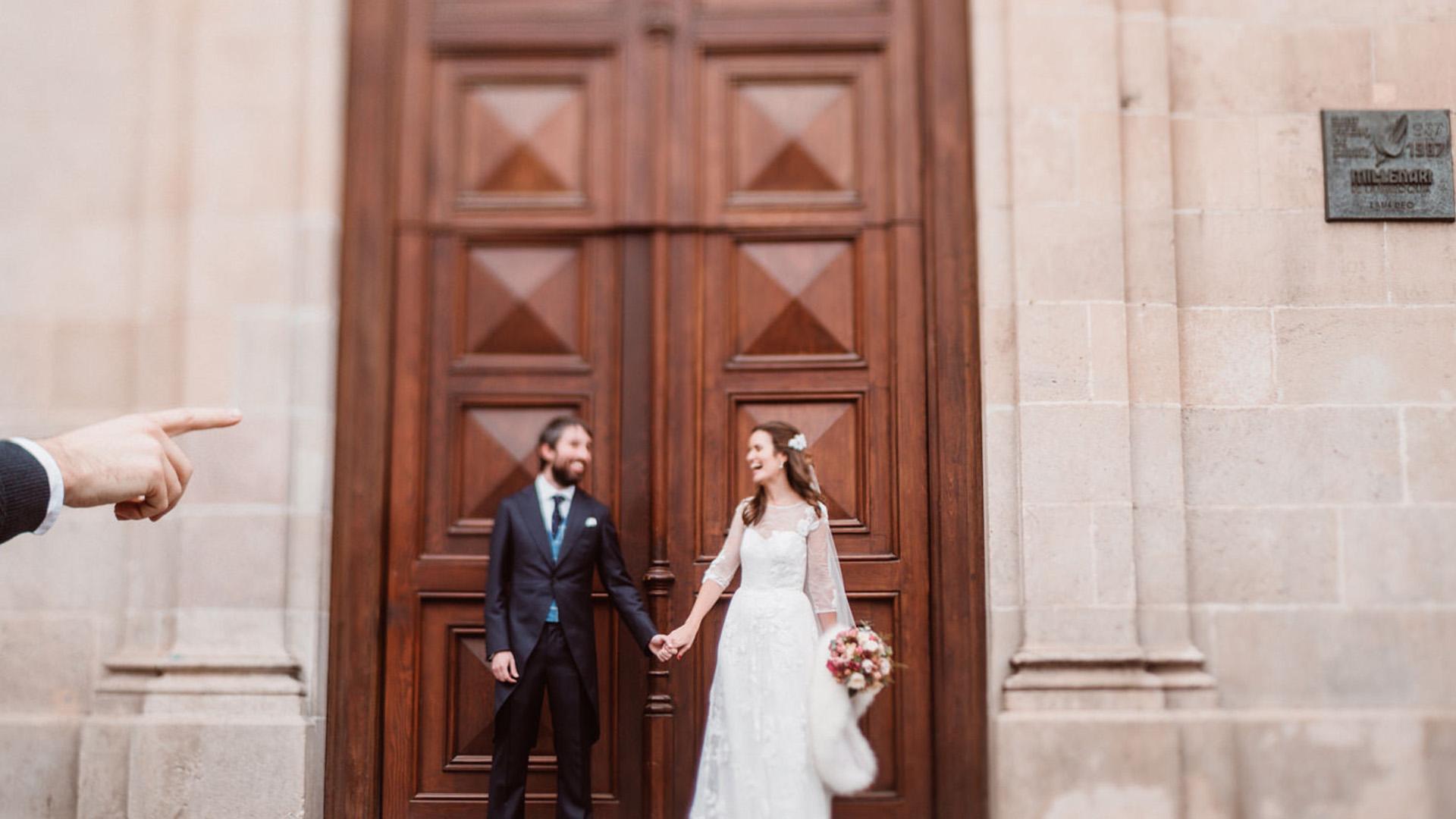 Cristina x Manuel. Vídeo de boda en Barcelona.