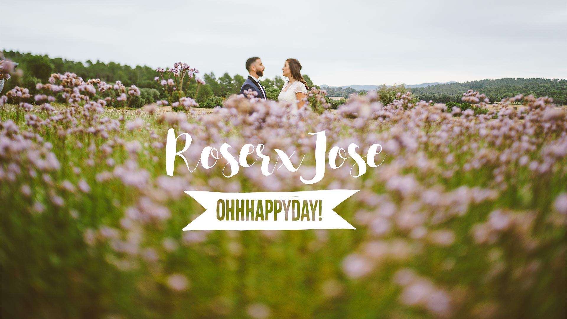 Roser x Jose. Vídeo de boda en Girona.