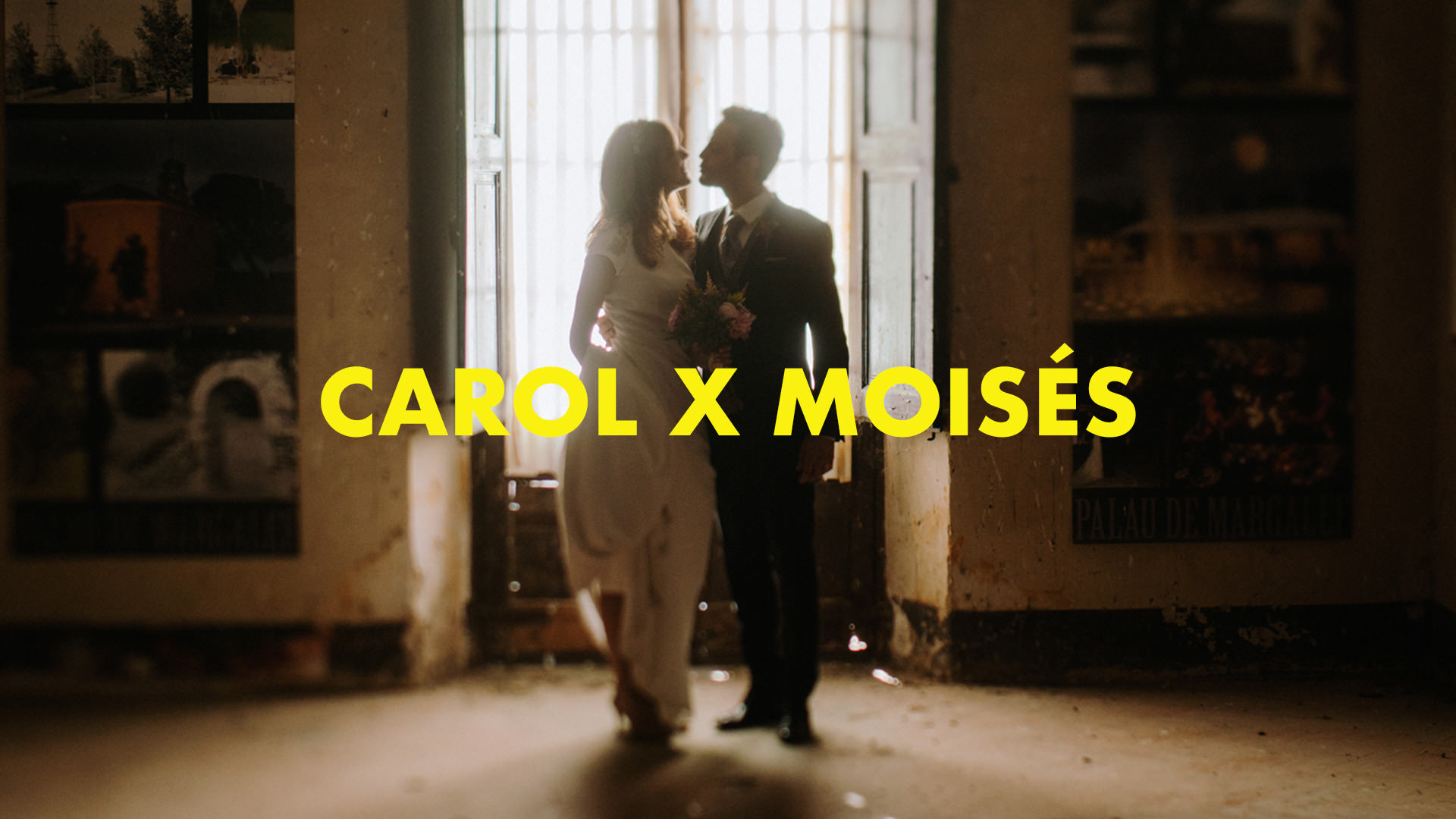 Carol x Moisés. Vídeo de boda en Lleida.