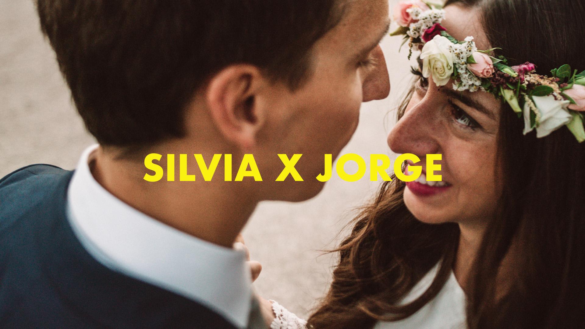 Silvia x Jorge. Vídeo de boda en Zaragoza.