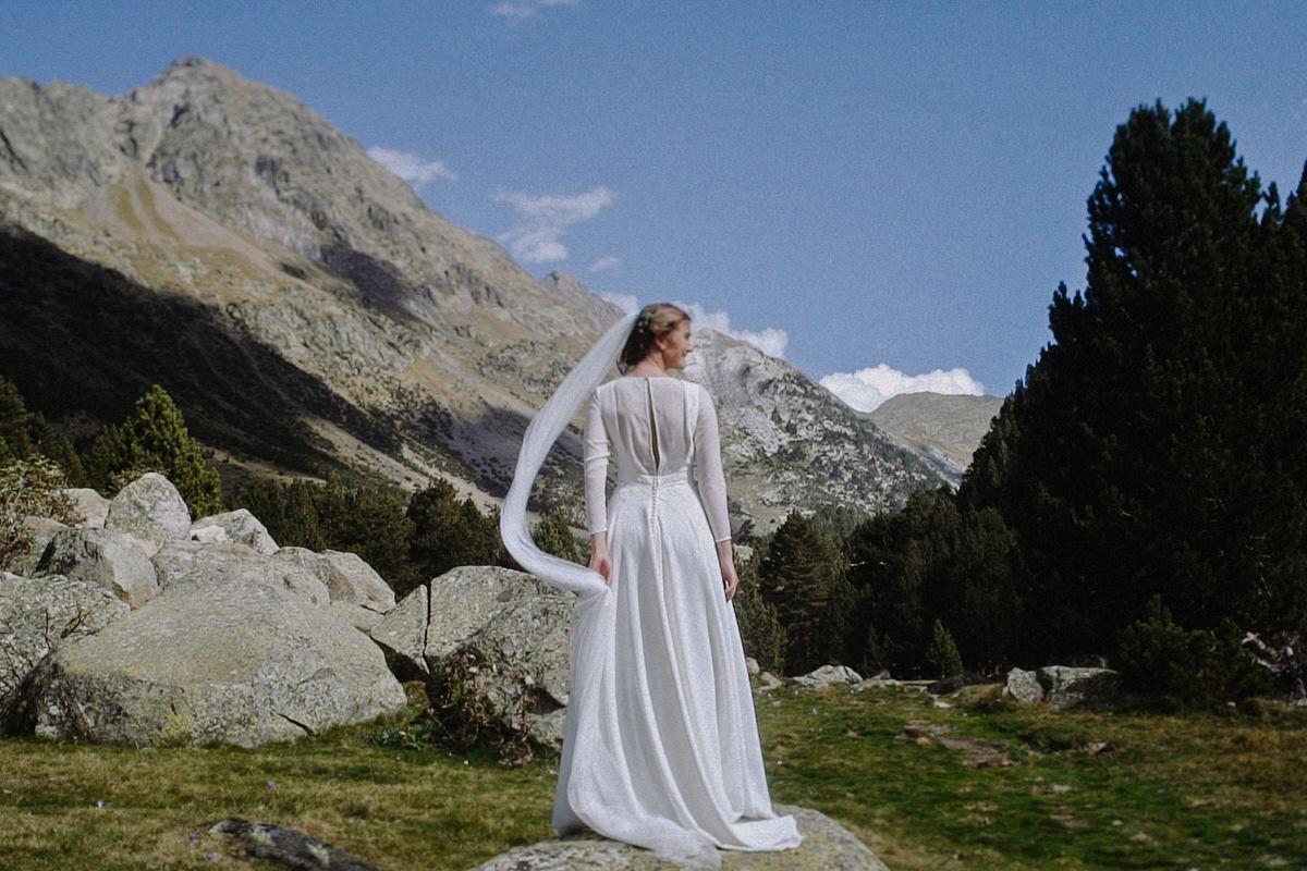 boda en la montaña