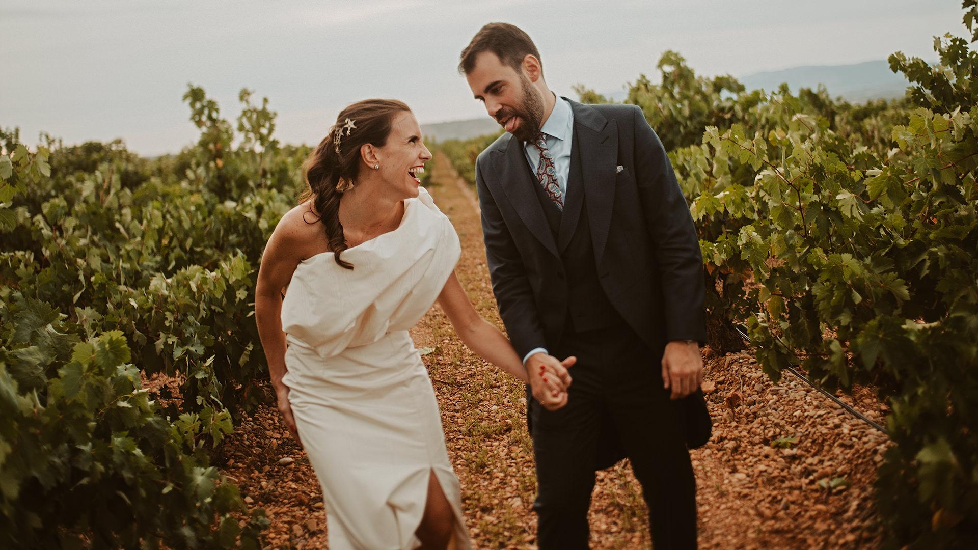 Laura x Álvaro. Vídeo de boda en Marqués de Vargas.